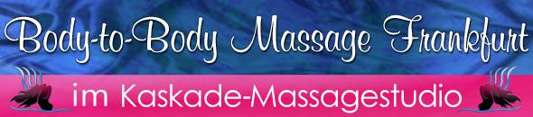 Entspannende Body-to-Body Massage in Frankfurt bei Kaskade.