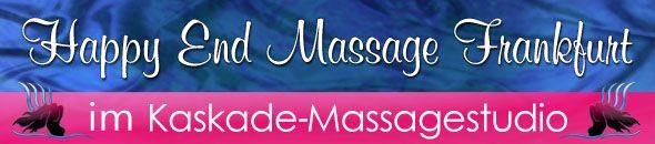 Sinnliche Happy End Massage in Frankfurt bei Kaskade.